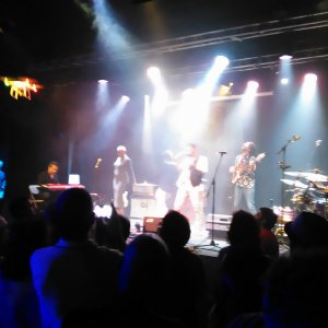 Concierto Lito Blues Band Cochera Cabaret 2016