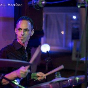 Nicolas Huguenin Batería Lito Blues Band