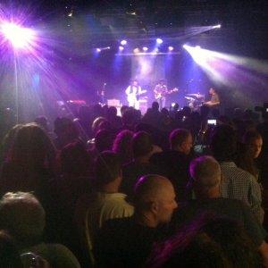 Concierto Lito Blues Band  Cochera Cabaret Málaga 2016