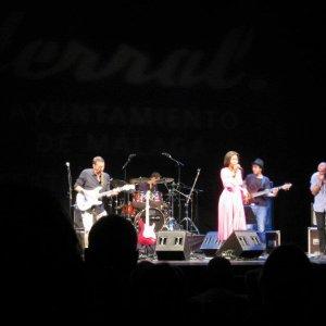 Concierto Lito Blues Band Teatro Cervantes 2012