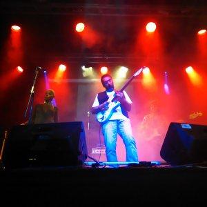 Lito Fernandez Suzette Moncrief Lito Blues Band