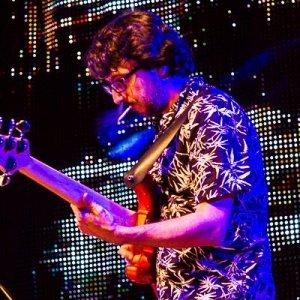 Jorge Blanco bajo Lito Blues Band