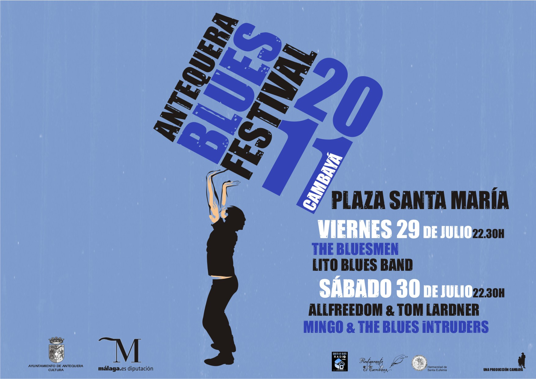 lito-blues-band-festival-blues-antequera-2011-cartel