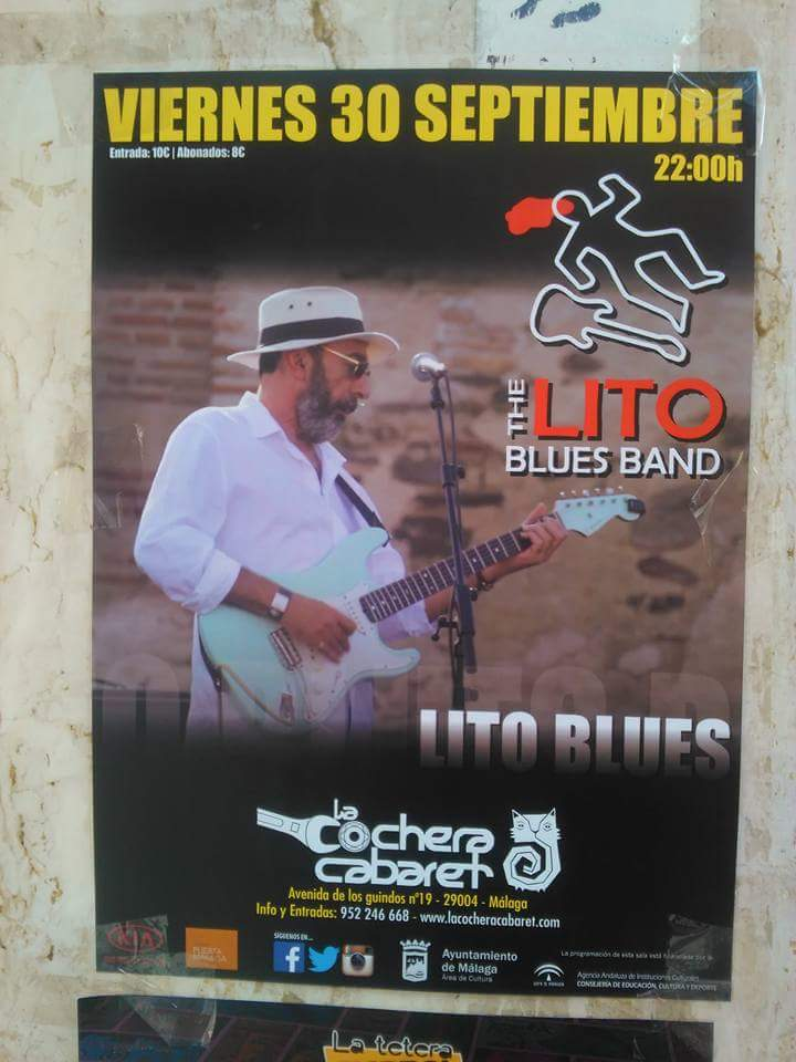Lito Blues Band And Friends