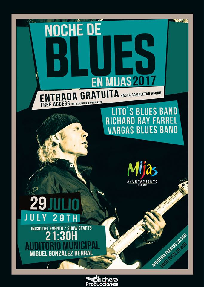 Cartel Auditorio Mijas 20170729